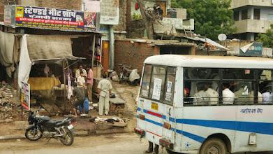 Photo: Das ist leider auch Indien