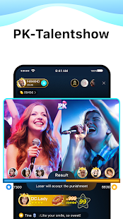 Bigo Live: Live-Stream, Video-Chat & Live-Video Screenshot