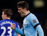 Manchester City et Demichelis liés jusque 2016