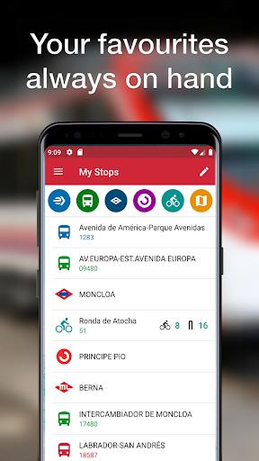 Madrid Transport screenshot 4