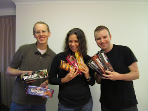 Photo: We LOVED the Tim Tams.