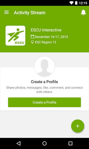 ESCU Interactive 2015