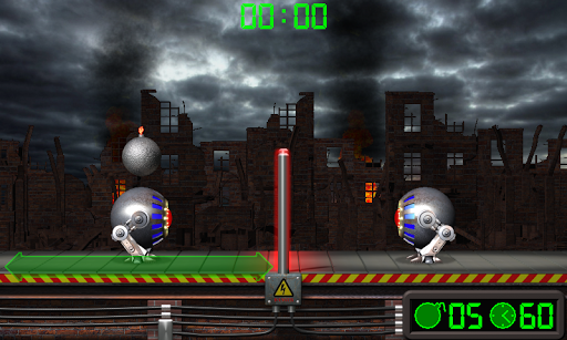 Extreme Volleyball. Battle Robots. android2mod screenshots 2