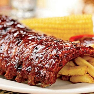 Grilled Babyback Ribs