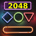 Shape 2048 icon