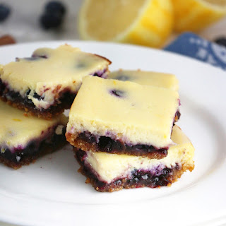 Blueberry Cream Cheese Dessert Recipes