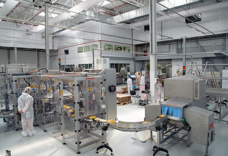 Nutricia открыла новый производственный комплекс на заводе в г. Истре