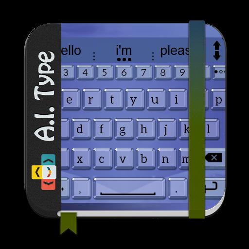 奥秘 AiType 主题 個人化 App LOGO-APP試玩