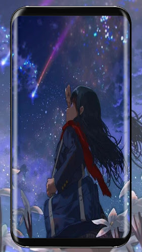 Sad Anime Wallpapers Unhappy Alone Wallpaper Latest Version For Android Download Apk