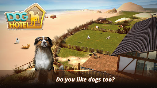 Dog Hotel u2013 Play with dogs and manage the kennels modavailable screenshots 1