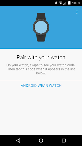 Android Wear - Smartwatch screenshot 3