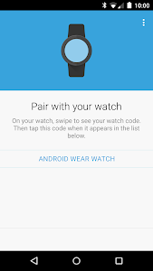 Android Wear - Smartwatch v1.5.0.2835999.gms