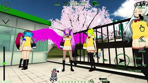 JP Schoolgirl Supervisor Multiplayer apktram screenshots 17