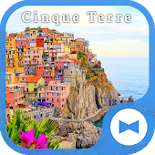 Beautiful View Wallpaper Cinque Terre Theme