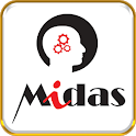 MiDas eCLASS - The Learning App icon