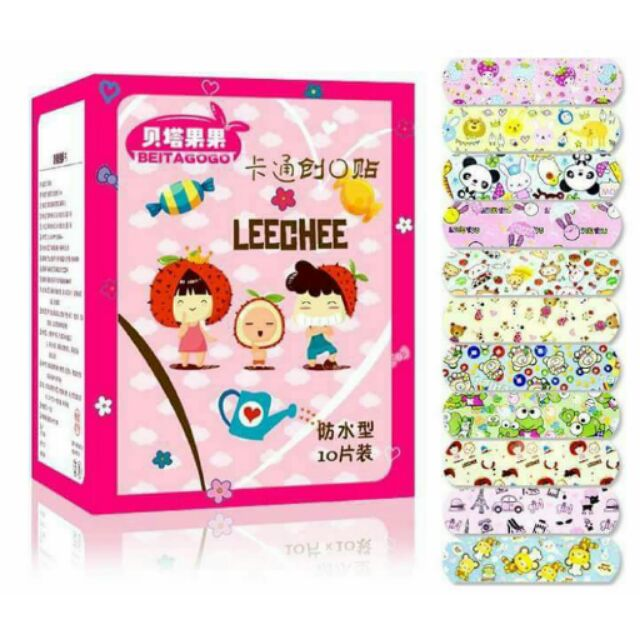 Best Quality Cute Cartoon Bandages You Should Know