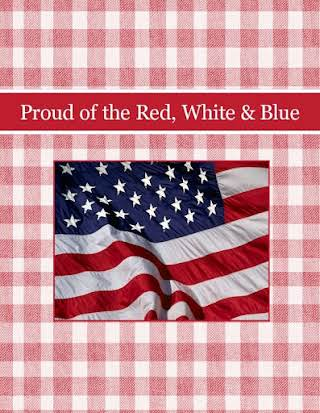 Proud of the Red, White & Blue