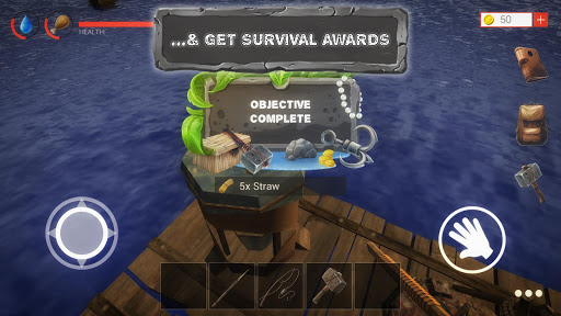 Raft Survival Ark Simulator App Report on Mobile Action