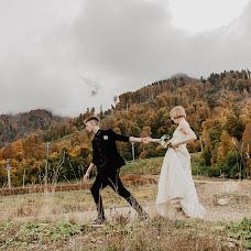 Wedding photographer Kristina Kolodey (Kristal4ik). Photo of 24.10.2017
