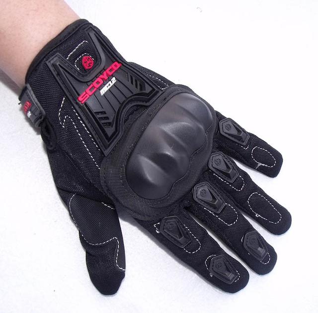 Găng tay moto từ Scoyco có đa dạng mẫu mã