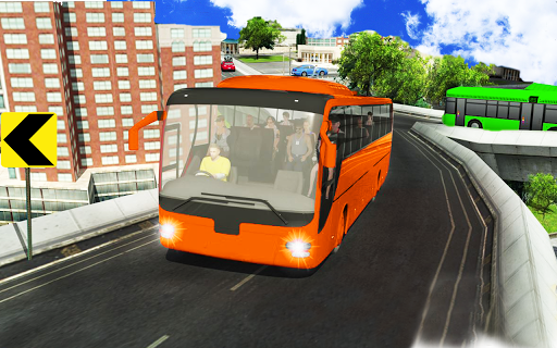 2019 Megabus Driving Simulator : Cool games 1.0 screenshots 2