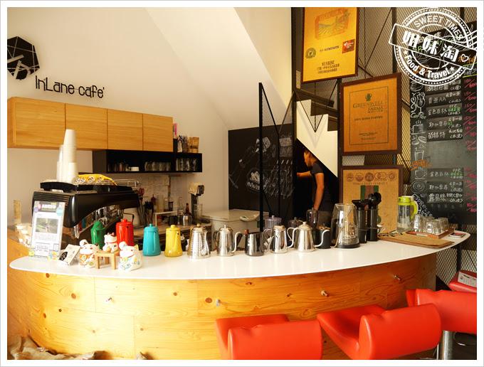 高雄內向咖啡館