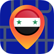 🔎Maps of Syria: Offline Maps Without Internet