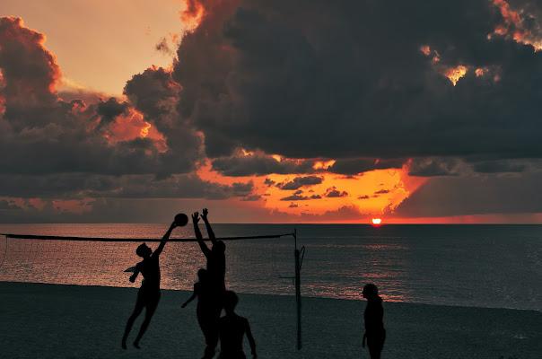 Sfida all'ultimo... Sunset! di AntoMarPh