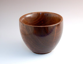 Photo: Mike Colella - Bowl - Walnut