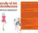 FADA Portfolio Workshop : UJ FADA