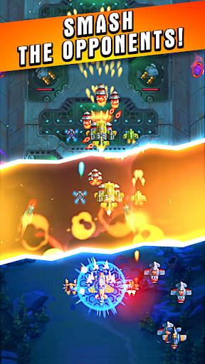 HAWK – Alien Arcade Shooter. Freedom squadron 22.1.15487 screenshots 2