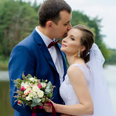 Wedding photographer Nataliya Yakimchuk (natali181). Photo of 27.09.2017
