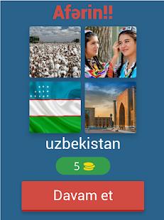 Ölkəni tapın - məlumatlı oyun azərbaycan dilində for PC-Windows 7,8,10 and Mac apk screenshot 2