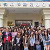 中國科大國際商務系師生參訪基隆關及標檢局