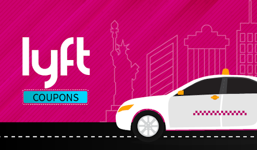 Cab Promo Coupons for Lyft