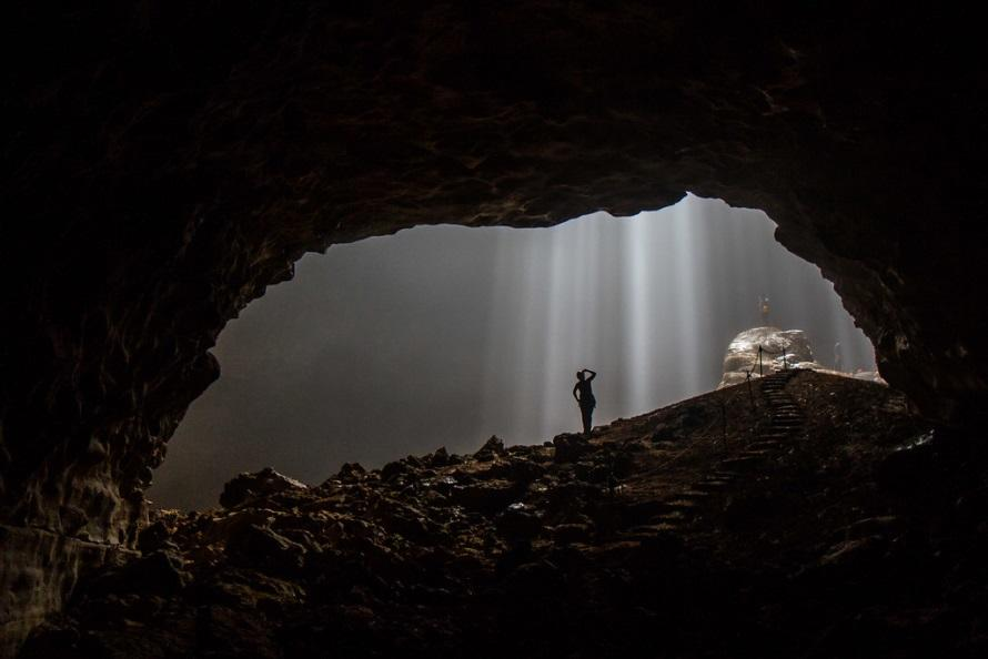 Image result for Jomblang Cave
