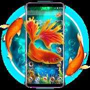 تحت الماء عالم السمك الموضوع APK