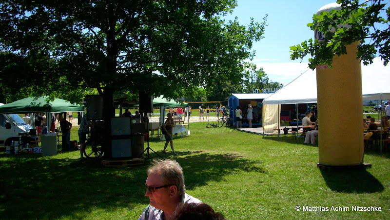 Photo: Stranfest am Quitzdorfer See in Kollm