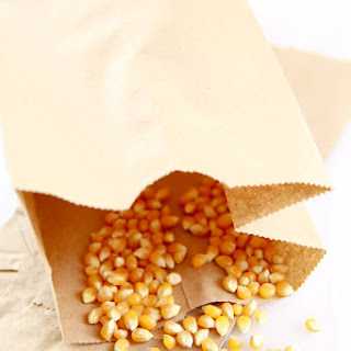 Microwave Movie Theatre-Style Popcorn