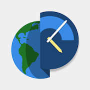 App Icon for TerraTime Pro World Clock App in Czech Republic Play Store