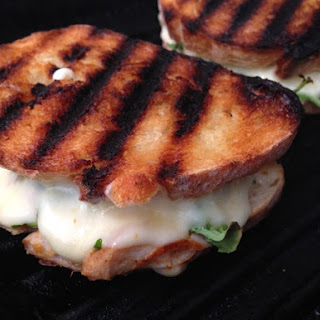 Arugula Chicken Panini