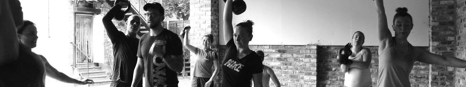 Join Crossfit fitness training