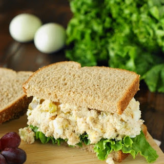 Chicken Salad With Hard Boiled Egg Recipes.