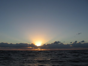Photo: Bass Strait sunrise