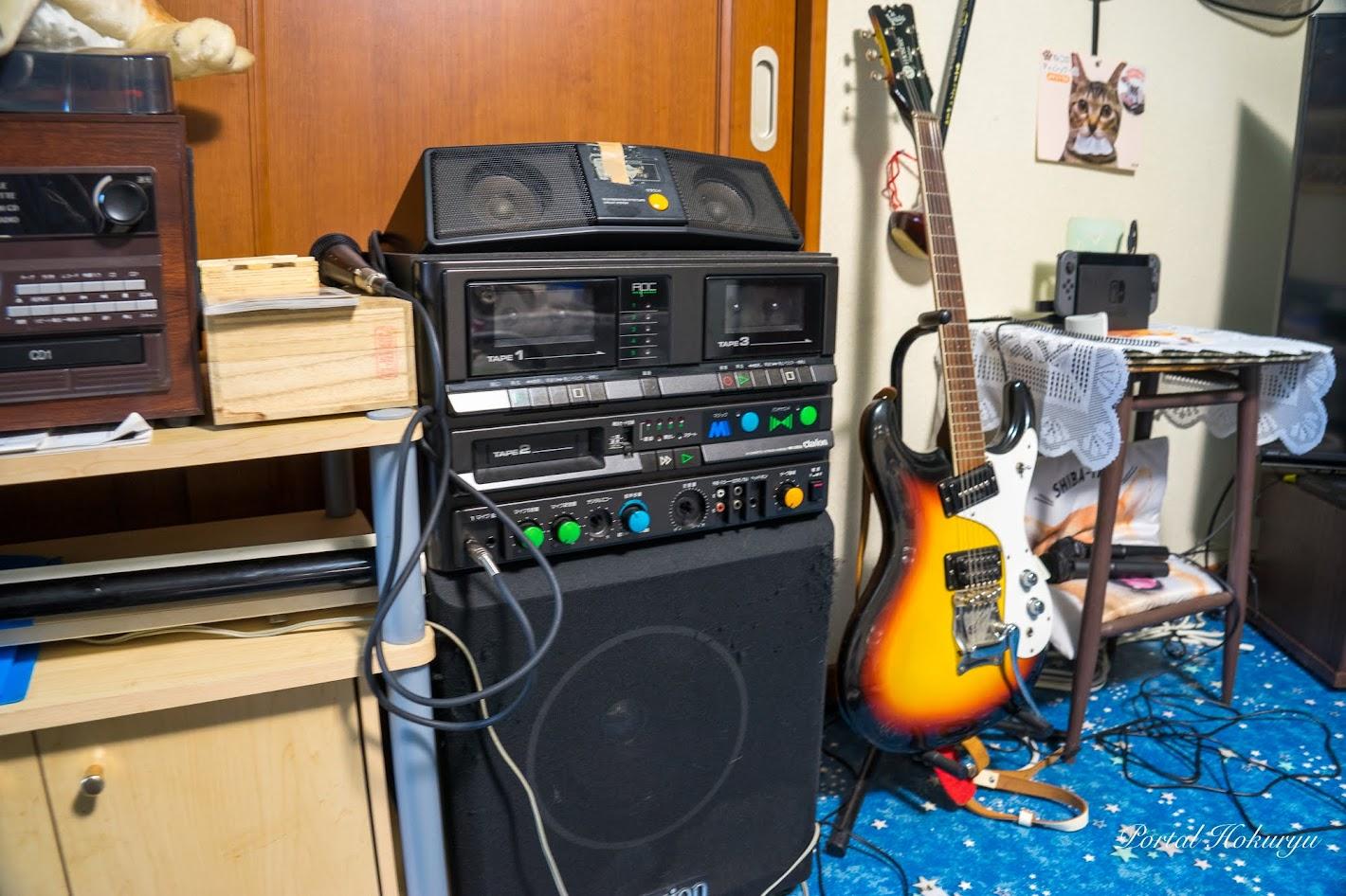 節也パパさんの趣味のギター