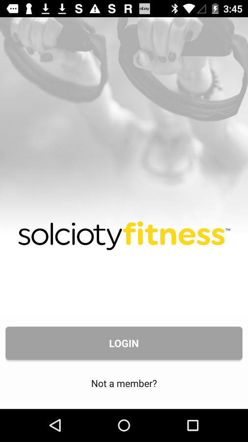 Solcioty Fitness- screenshot