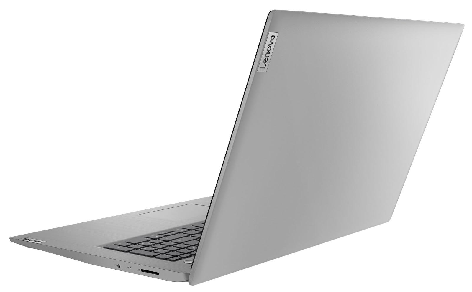 Фото 1. Ноутбук Lenovo ideapad 3 17ADA05 Platinum Grey (81W20067RE)