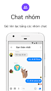 Messenger Lite: Nhắn tin & Gọi điện miễn phí 4