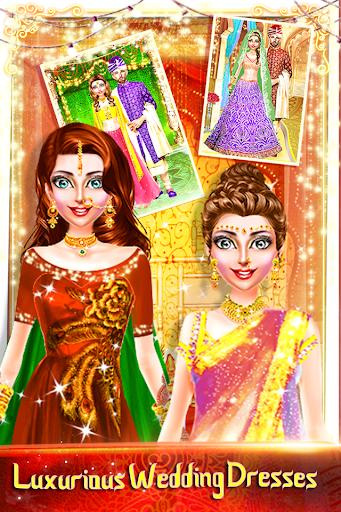 Traditional Wedding Salon - Makeup & Dress up Game 2.0.8 screenshots 2