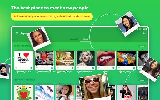 Camfrog - Group Video Chat 7.0.34 screenshots 7